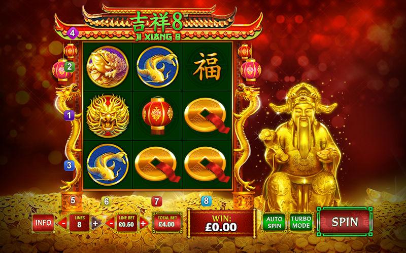 Ji Xiang 8 Slot