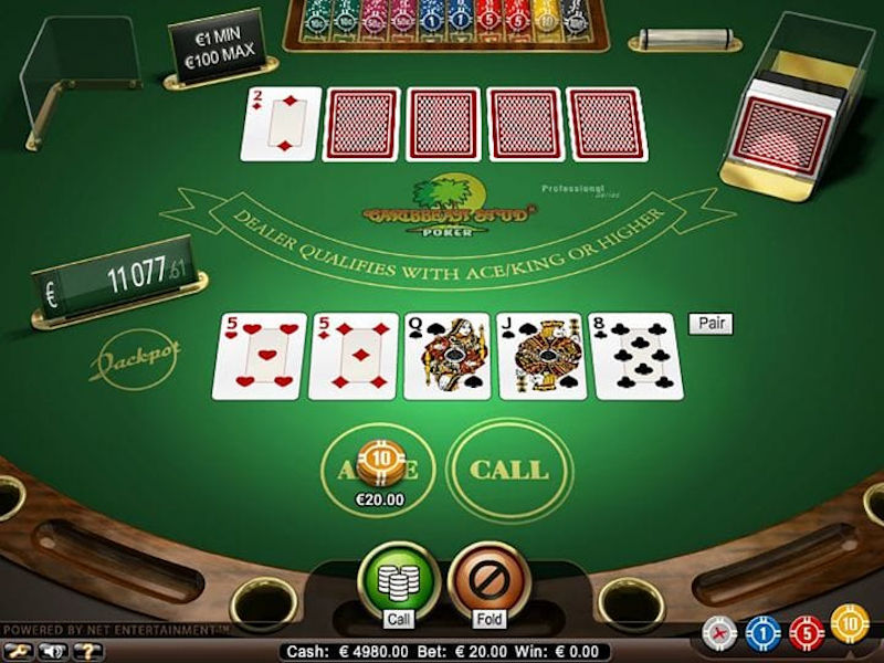 Caribbean Stud Poker Pro Series